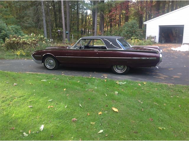 1962 Ford Thunderbird | 893597