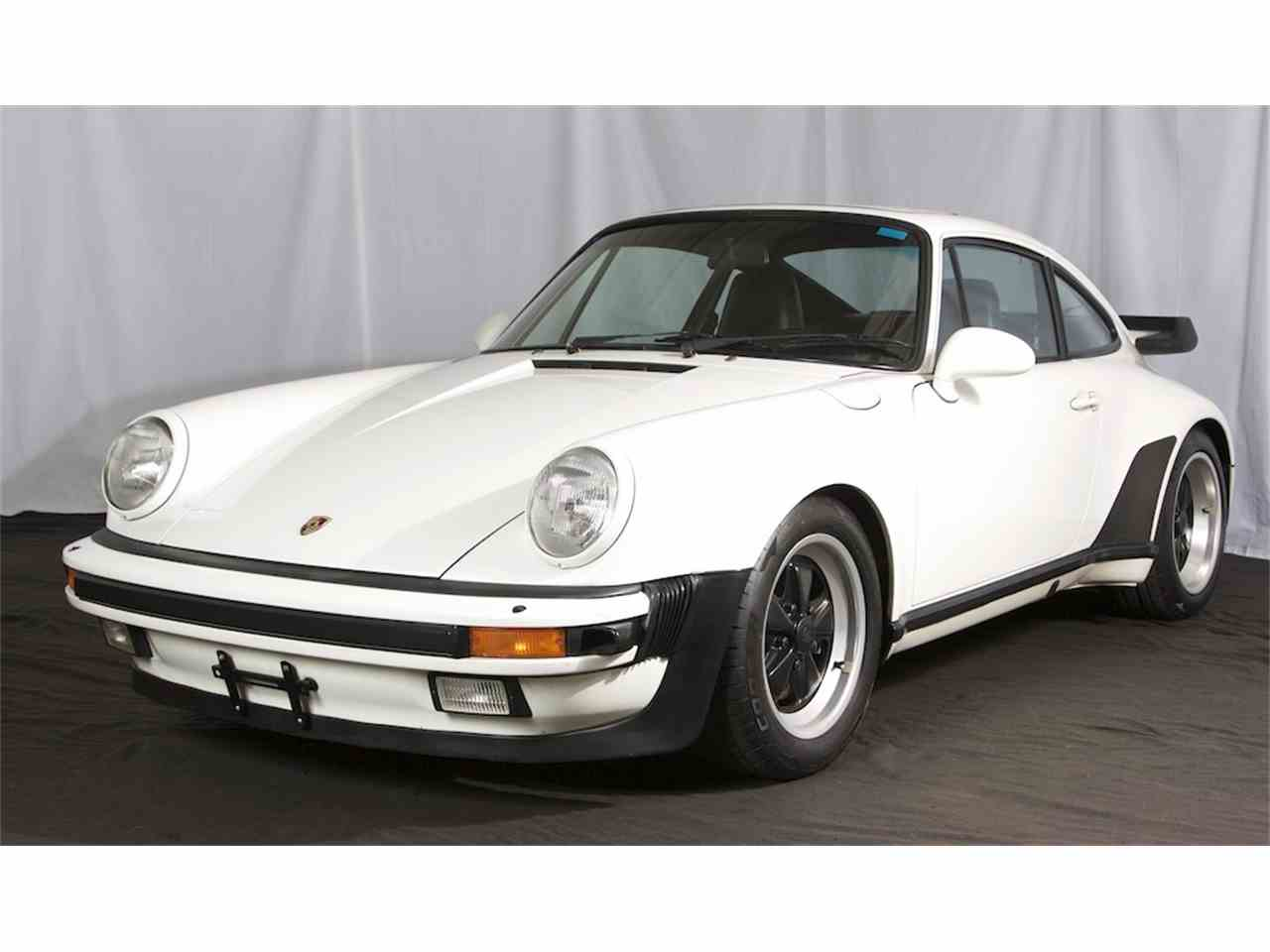 1986 porsche 930 turbo for sale cc 893599. Black Bedroom Furniture Sets. Home Design Ideas