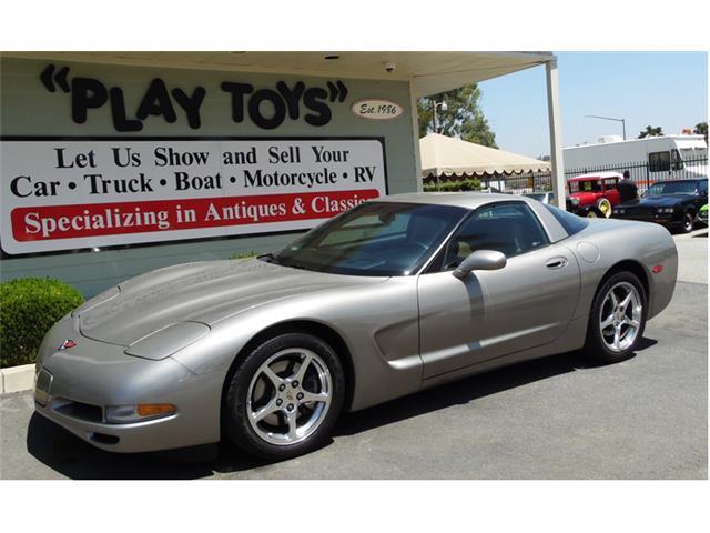 2001 Chevrolet Corvette | 893604
