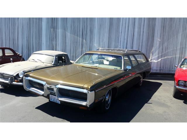 1972 Plymouth Woody Wagon | 893606