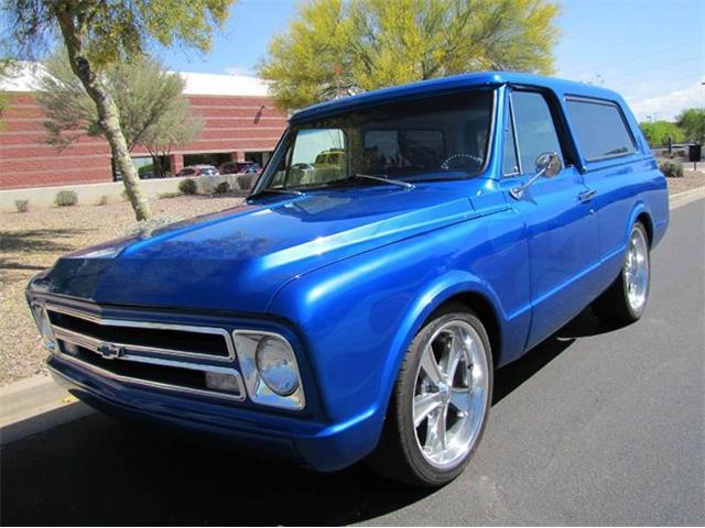 1972 Chevrolet Blazer | 893608