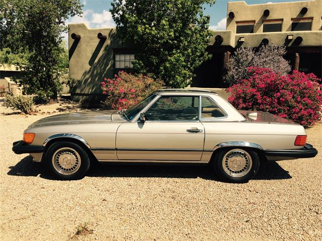 1986 Mercedes-Benz 560SL | 893611