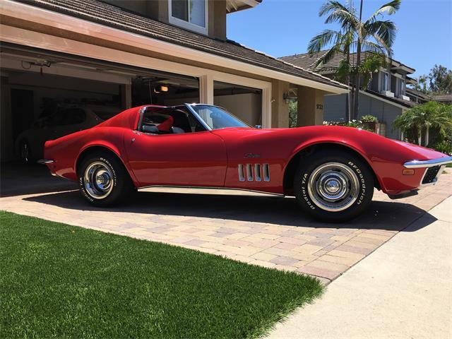 1969 Chevrolet Corvette | 893613