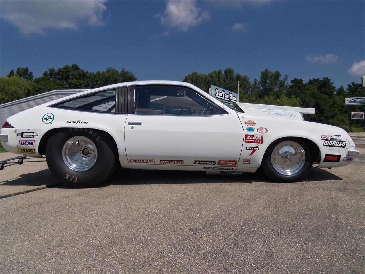 1977 Chevrolet Monza Pro Stock Race Car For Sale