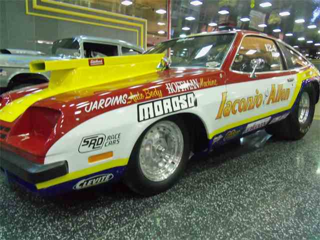1977 Chevrolet Monza Pro Stock Race Car | 893614