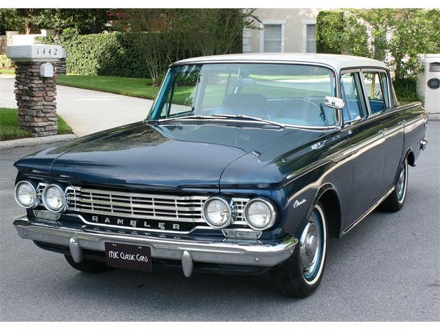 1962 AMC Rambler | 893628