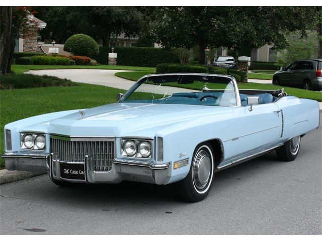 1972 Cadillac Eldorado | 893632
