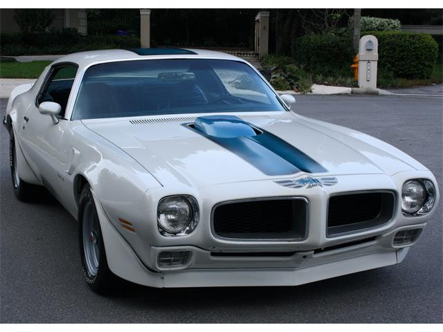 1972 Pontiac Firebird Trans Am | 893633