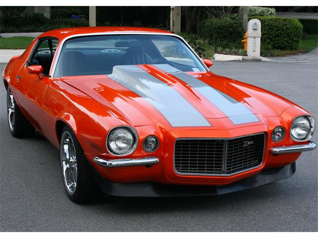 1973 Chevrolet Camaro For Sale On Classiccars Com 27