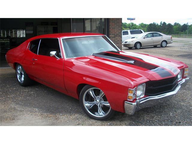 1971 Chevrolet Chevelle | 893648