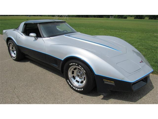1981 Chevrolet Corvette | 893651