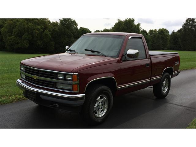 1989 Chevrolet K-1500   893653
