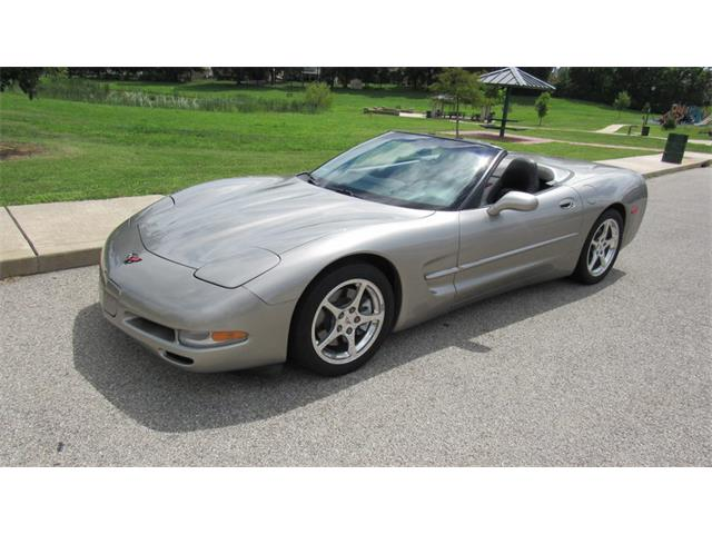2000 Chevrolet Corvette | 893656