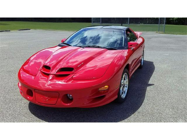 2000 Pontiac Firebird Trans Am | 893661
