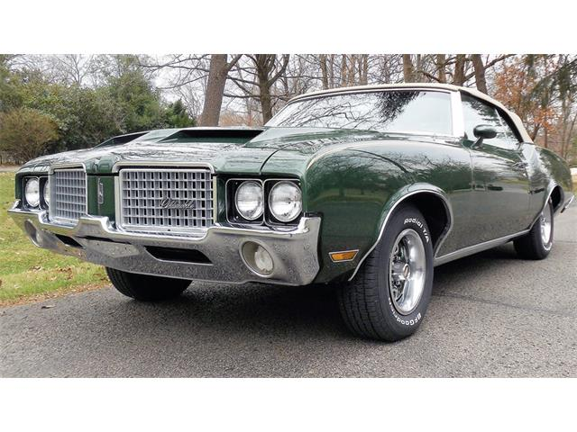 1972 Oldsmobile Cutlass Supreme | 893662