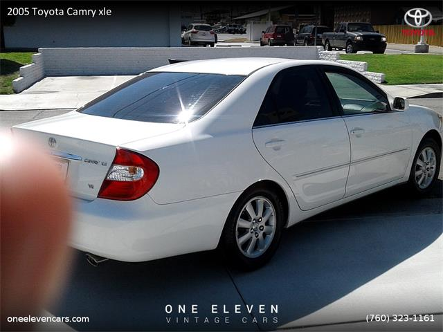 2005 Toyota Camry xle | 890367