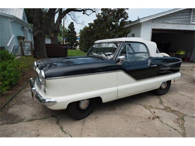 1961 Nash Metropolitan | 893679