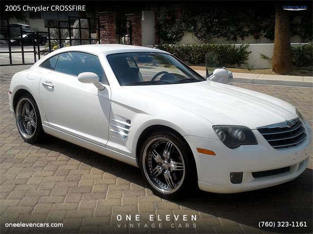 2005 Chrysler Crossfire | 890368