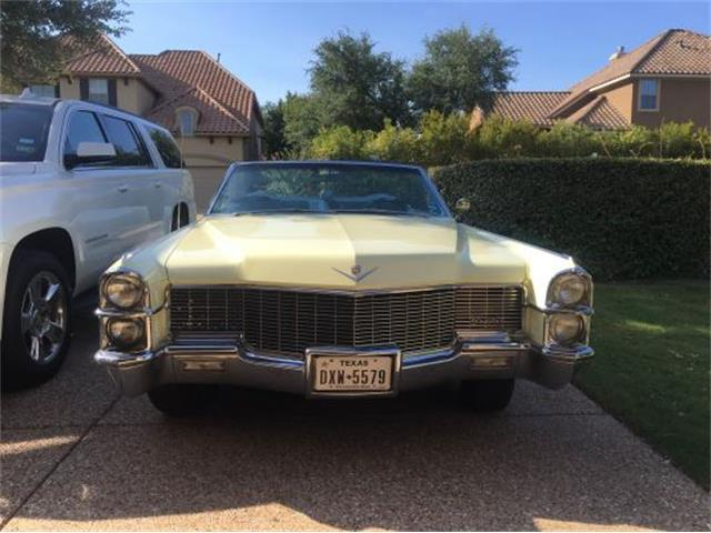 1965 Cadillac Coupe deVille Convertible | 893681