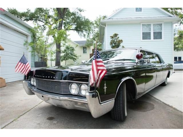 1966 Lincoln Continental Kissinger Limousine | 893685
