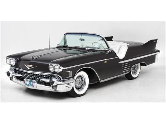 1958 Cadillac Custom Sport Roadster | 893686