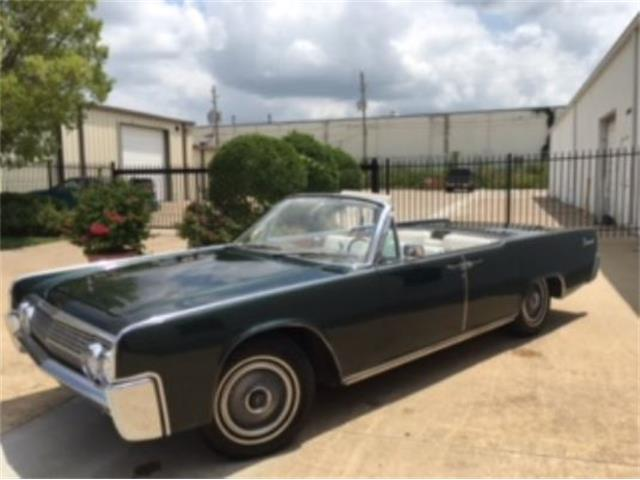 1963 Lincoln Continental Convertible | 893687