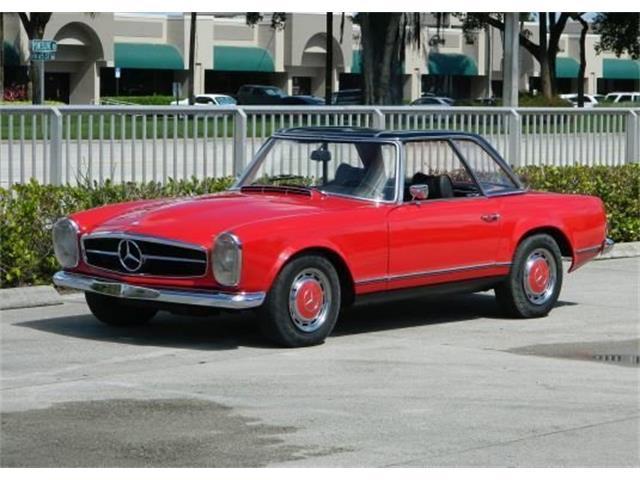 1964 Mercedes-Benz 230SL Pagoda | 893690