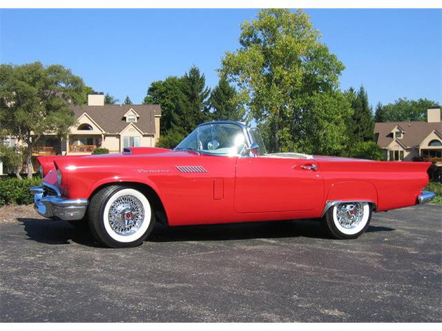 1957 Ford Thunderbird | 893691