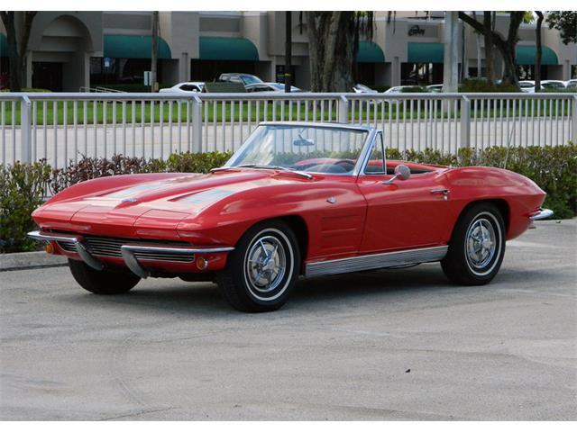 1963 Chevrolet Corvette | 893692