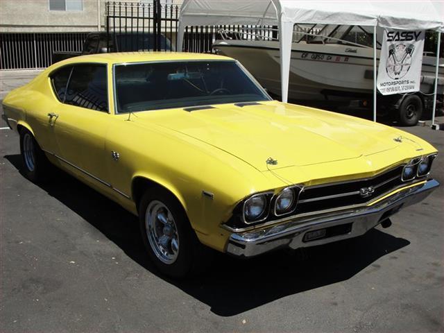 1969 Chevrolet Chevelle SS | 893693