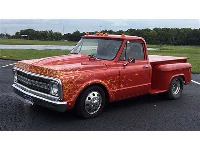 1969 Chevrolet C10 Stepside Pickup Custom | 893698