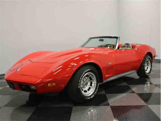 1973 Chevrolet Corvette | 893705