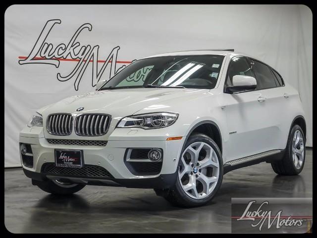2013 BMW X6   893711