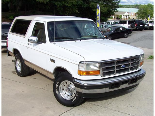 1996 Ford Bronco | 893718