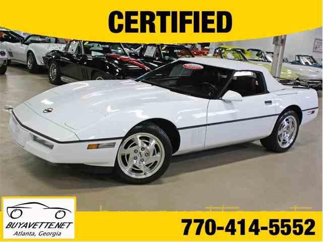 1990 Chevrolet Corvette | 893737