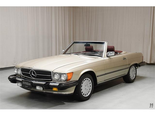 1989 Mercedes-Benz 560SL | 893740