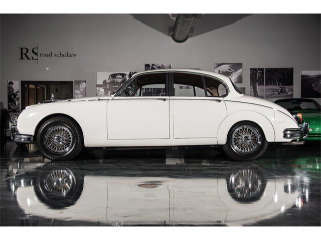 1962 Jaguar Mark II | 893742