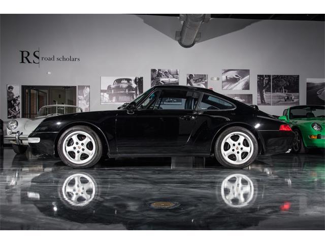 1995 Porsche Carrera | 893743