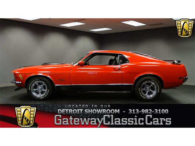 1970 Ford Mustang | 893744