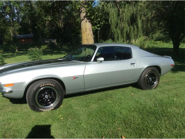 1971 chevrolet camaro z28 for sale on 5. Black Bedroom Furniture Sets. Home Design Ideas