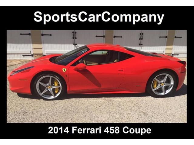 2014 Ferrari 458 | 893759