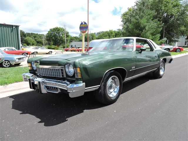 1974 Chevrolet Monte Carlo | 893764