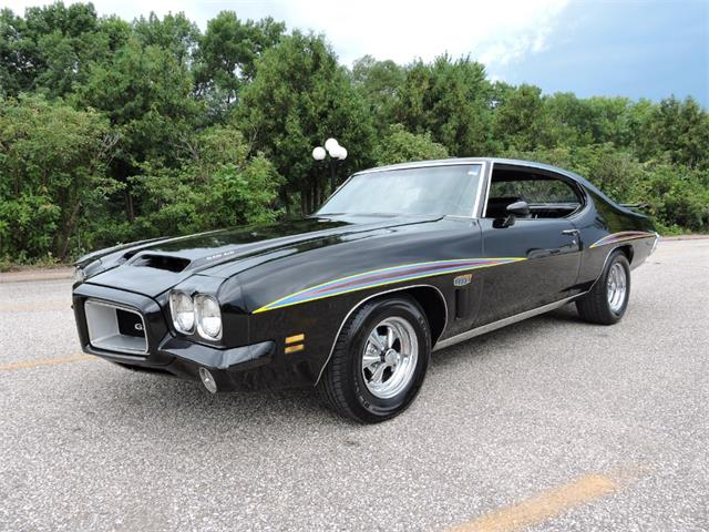 1972 Pontiac GTO (The Judge) | 893768