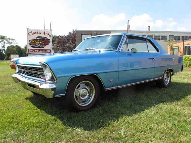 1967 Chevrolet Nova | 893778
