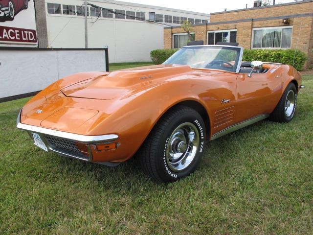 1972 Chevrolet Corvette | 893779