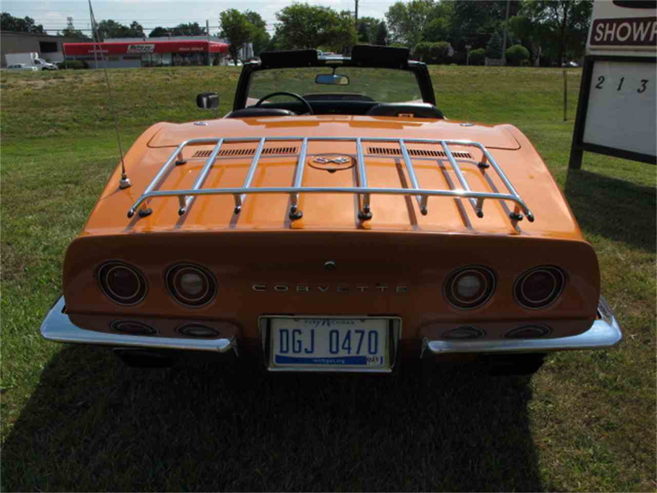 Large Picture of '72 Corvette - J5N7