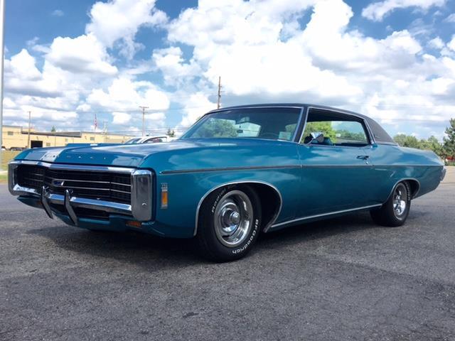 1969 Chevrolet Impala | 893783