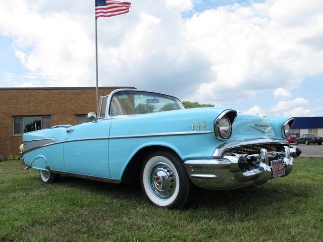 1957 Chevrolet Bel Air | 893786