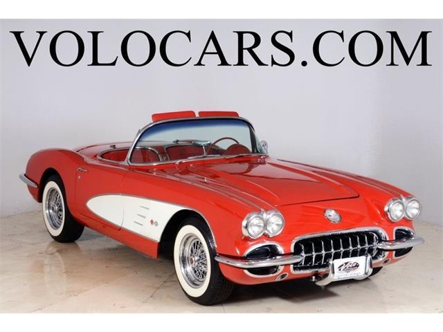 1959 Chevrolet Corvette | 893792