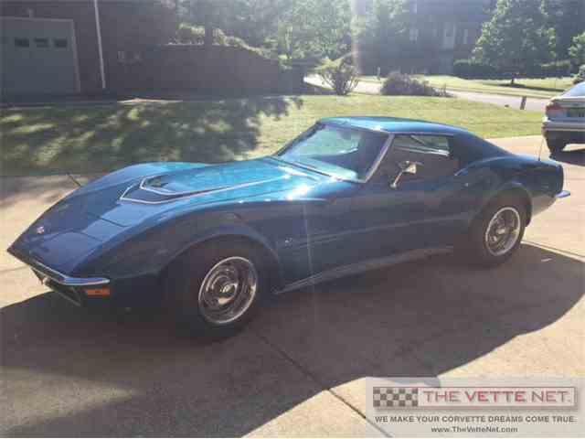 1971 Chevrolet Corvette | 890380
